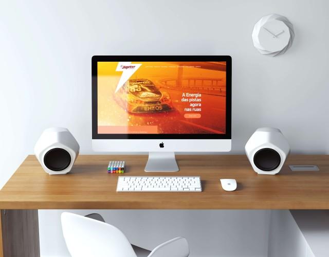 Realistic 5k iMac Mockup Vol.3 - Anthony Boyd